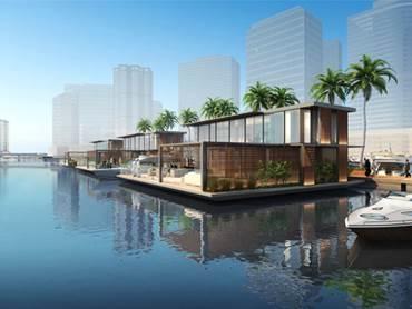 Dubai Properties Group Showcases AED1 Billion Marasi Business Bay at the Dubai International Boat Show