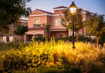 The villa 4, 5 and 6 bedroom villas