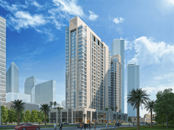 Dubai Properties set to launch Bellevue Towers, at the centre of Dubai's new downtown