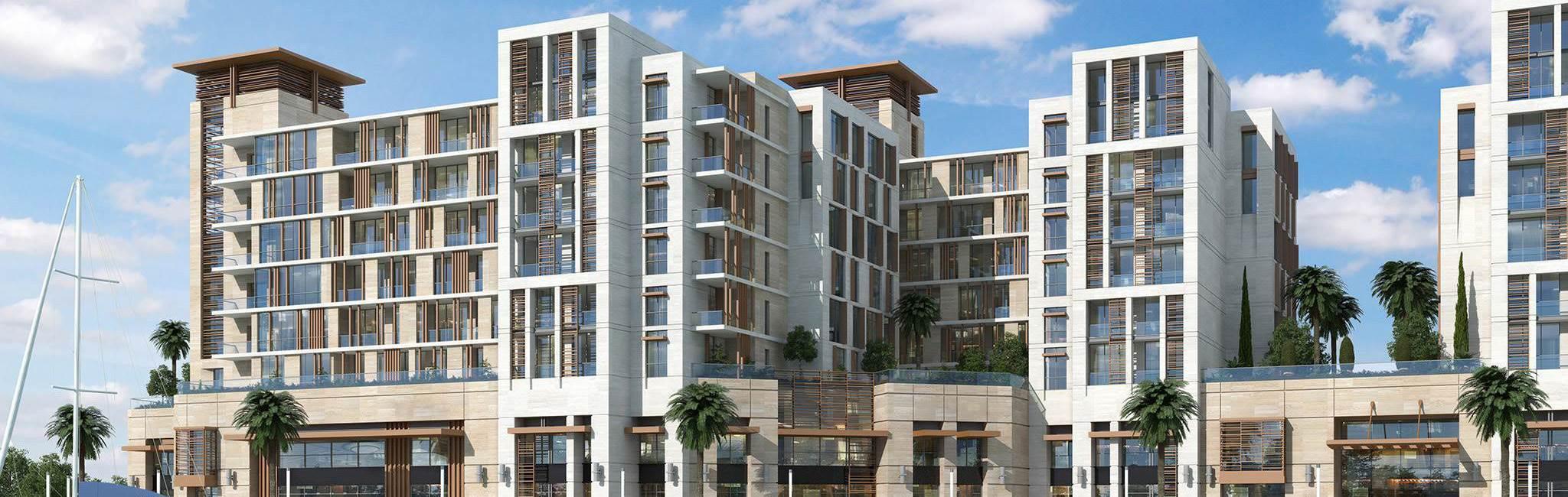 New Apartment Developments