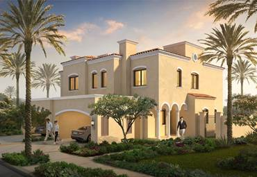 Casa dora at serena 2 and 3 bedroom townhouses