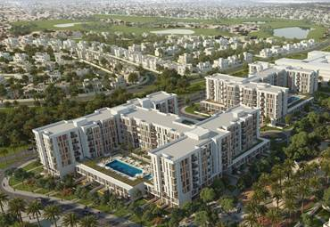 Mudon views 1, 2 or 3-bedroom apartments