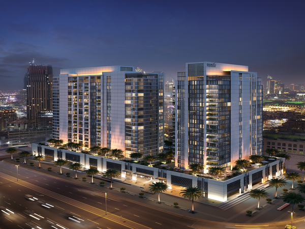 Experience the Best of Luxury Apartment Living at Bellevue Towers by Dubai Properties