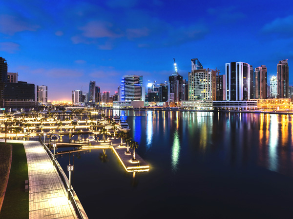 Marasi Marina is Latest Addition to Dubai Properties' Marasi Business Bay Development