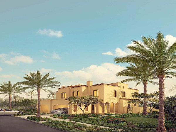 About Serena Townhouses: Communal Living Spaces in DUBAILAND
