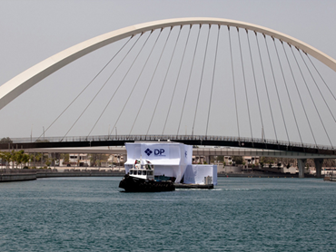 First of Dubai Properties' Water Homes Arrive at Marasi Business Bay