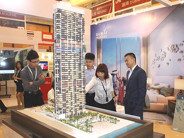 Dubai Properties Projects Draw Interest from High Net-worth Chinese Investors
