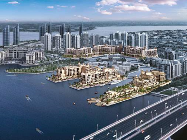 5 Reasons to Move into the Jaddaf Waterfront Community, Dubai Properties